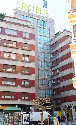 Hotel Ercilla en Bilbao